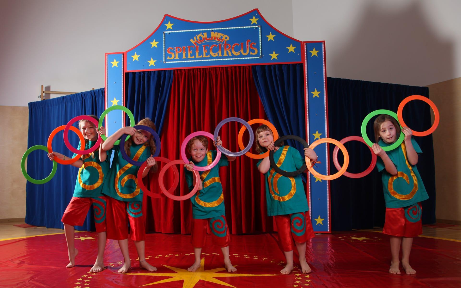 Zirkus Spiele