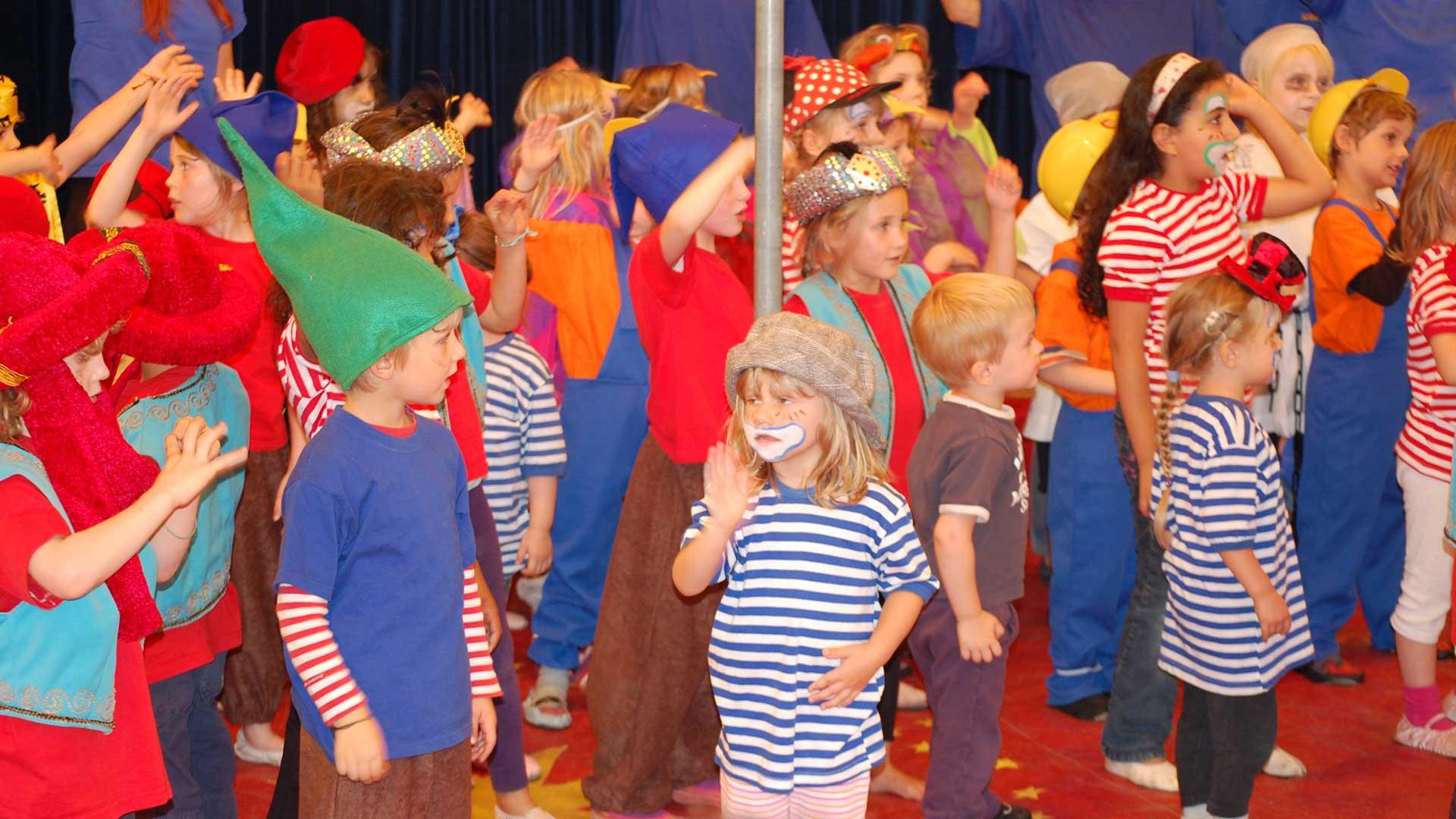 Zirkusprojekt Im Kindergarten Kölner Spielecircus Ev